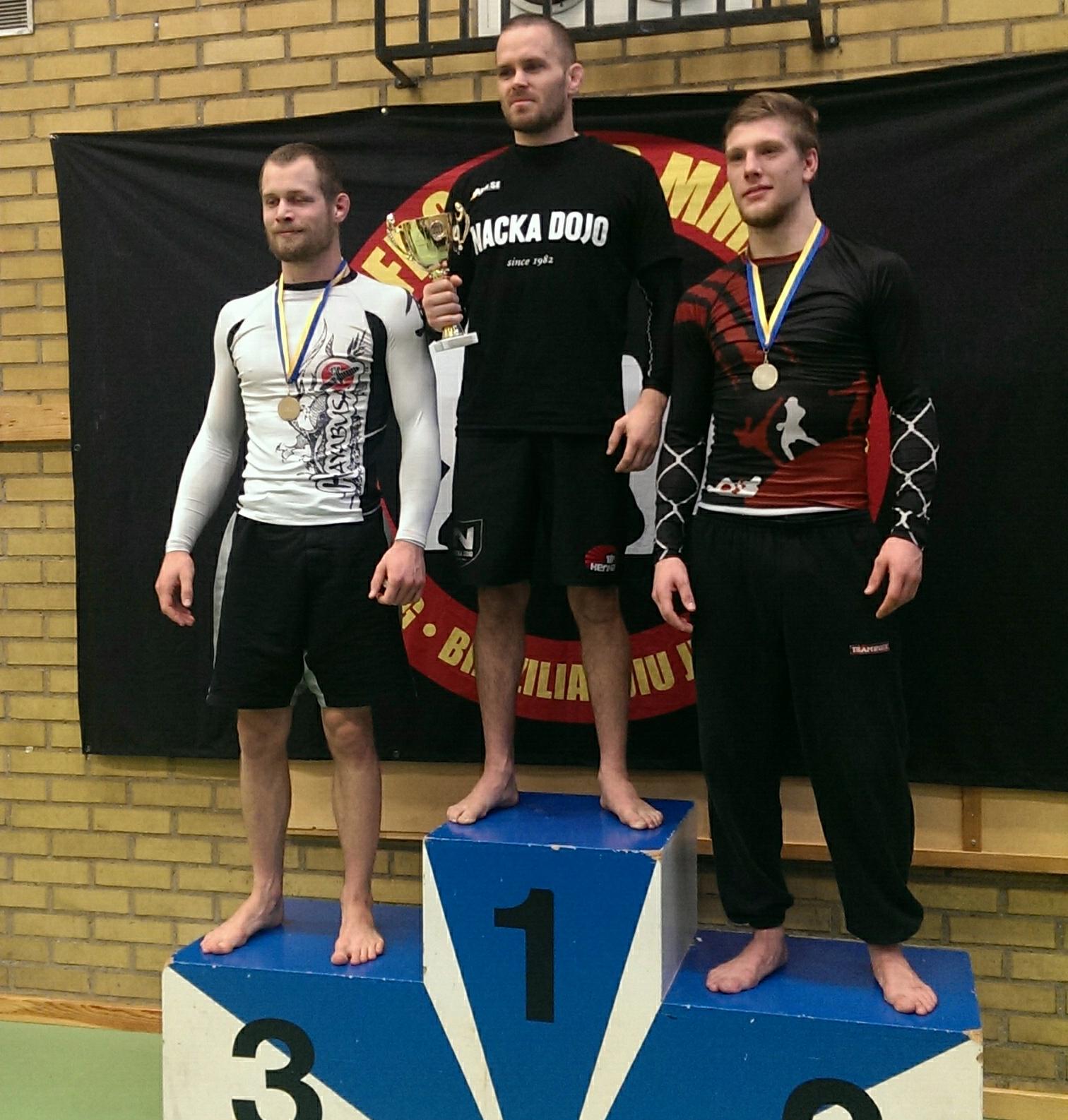 Resultat för SGL-finalen i Malmö