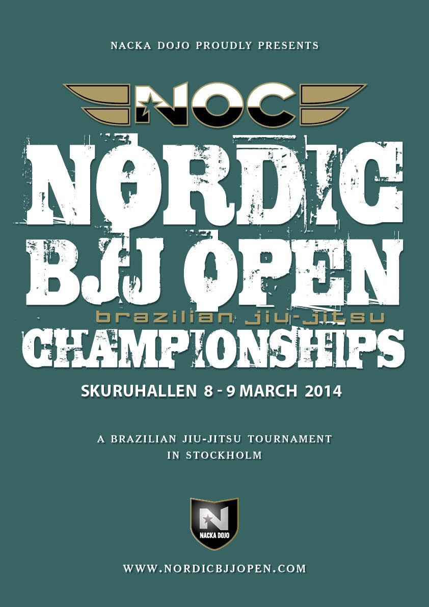 Nordic BJJ Open 2014