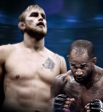 Efterfest med UFC Fight Night 8/3