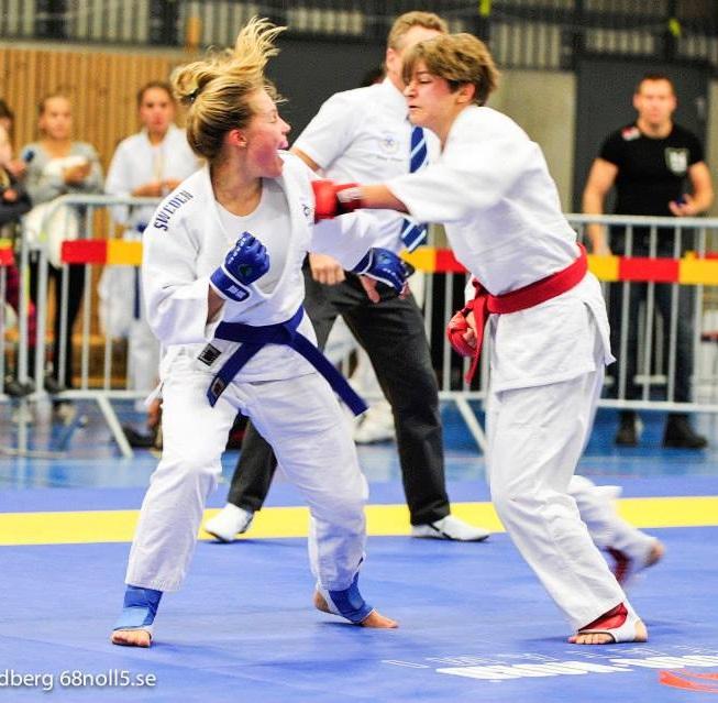 Medaljer Nordic Cup!