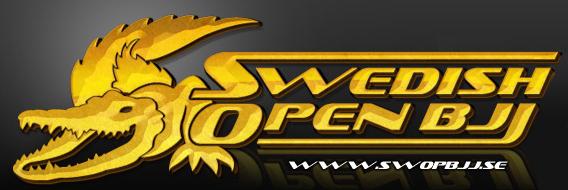 Anmälda till Swedish Open i BJJ