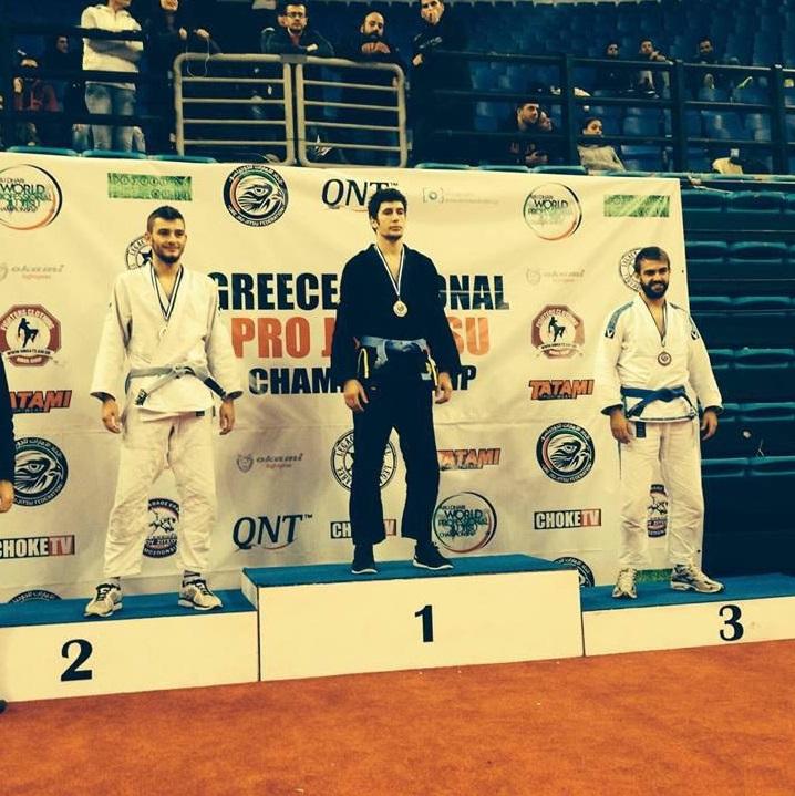 Hermes vinner Adu Dhabi Pro Trial!