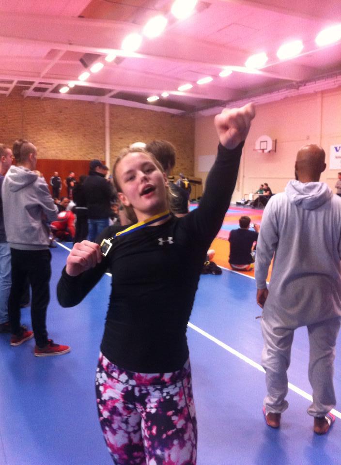 Mika vinner guld!