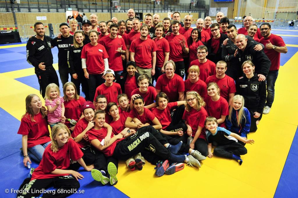 Resultat från Nordic BJJ Open