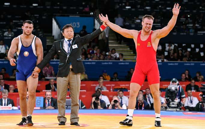 Jimmy vinner OS brons