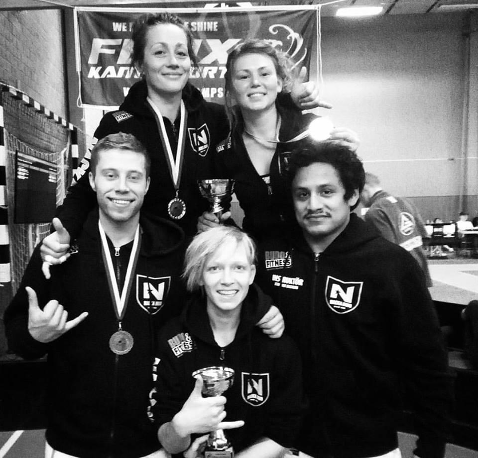 Helgens Fenix Bjj Tournament i Helsingborg