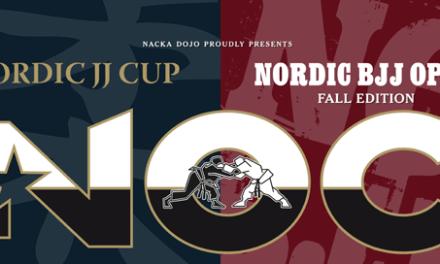 Nordic Cup och NOC i helgen behöver CREW