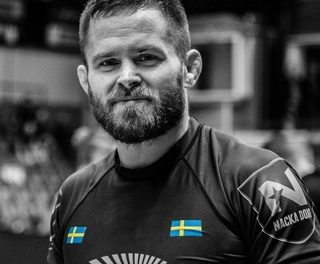 Ralf vann silvermedalj i SM!