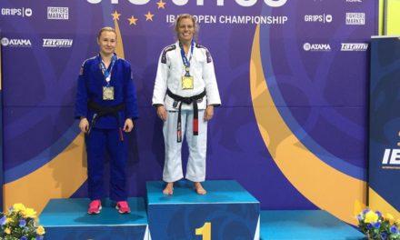 Resultat från European Open i Lissabon