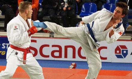 William och Fredrik till World Games 2017