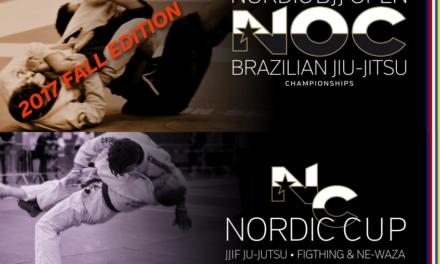 Vi behöver din hjälp till Nordic Cup och Nordic Open!