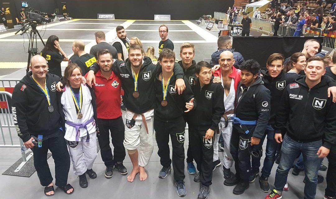Swedish Open BJJ 2017 är över för i år