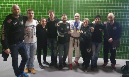 Resultat från BJJ EM i Lissabon